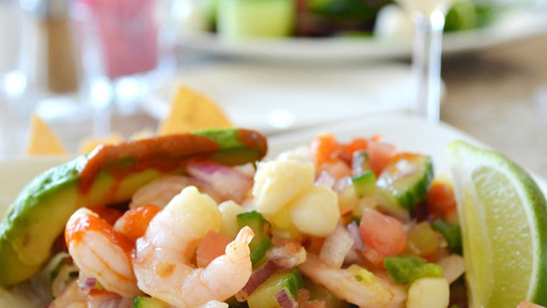 Captain Mike's Classic Ceviche Recipe